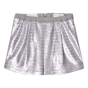 Image of Anne Kurris Pink Multi Sequin Skirt 14 years (2743770247)