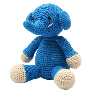 Image of natureZOO Plush Mr Elephant (3145733909)